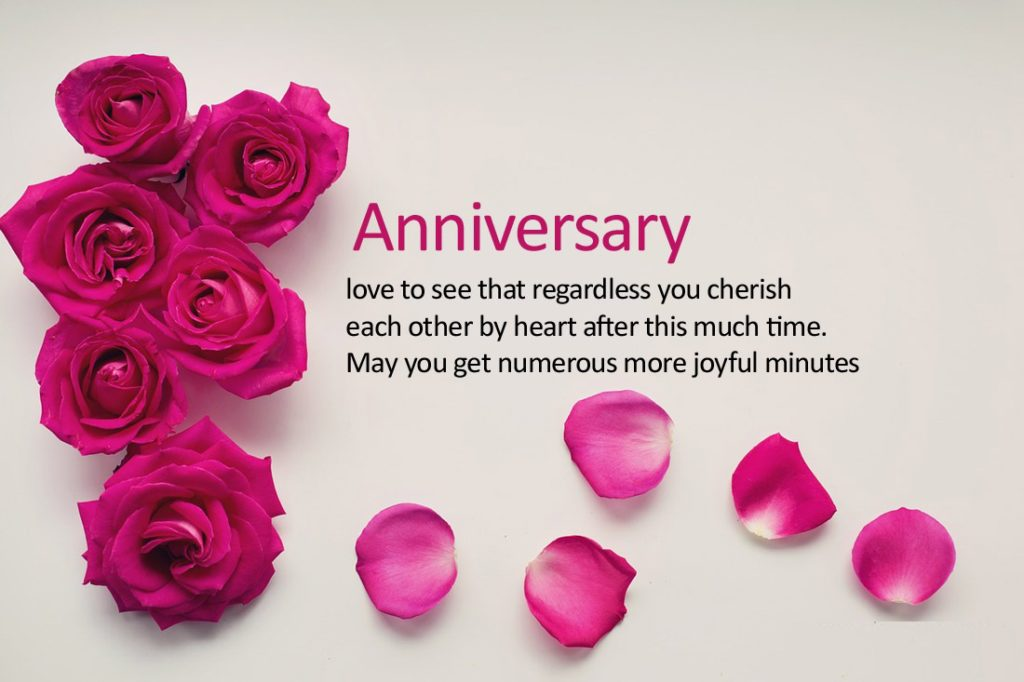Happy Wedding Anniversary Wishes For Sister - Happy ...