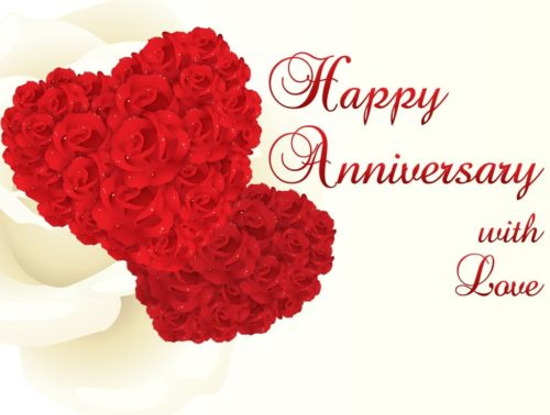 happy anniversary wishes for couples